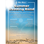 Summer Reading Band Registration Tickets