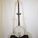 misc. ISS1835 Gold Tone Banjo, MM150LN, (Long Neck) w/ Case